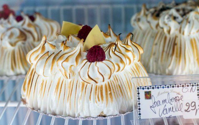La Ferme de Viltain- ice cream cake