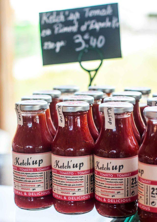 La Ferme de Viltain - French ketchup
