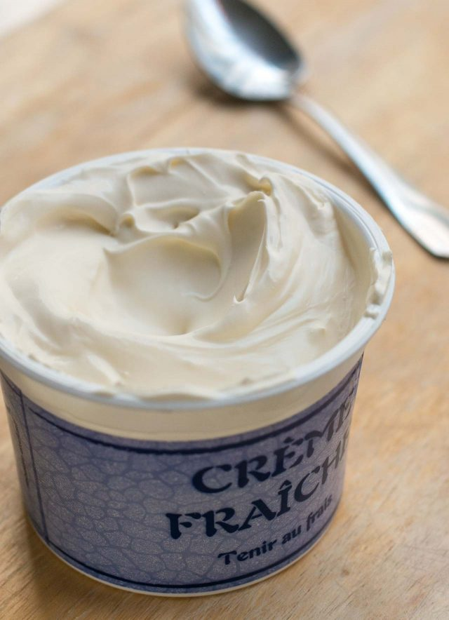 Creme fraiche for Nach Waxman Brisket recipe