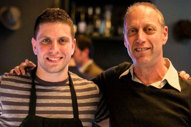 Chef Yehuda Sichel of Abe Fisher