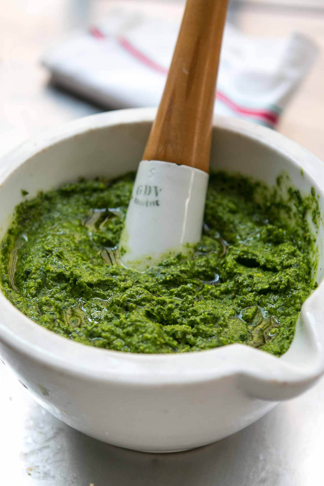 Bear's Garlic (or Ramps) Pesto | David Lebovitz | Bloglovin'