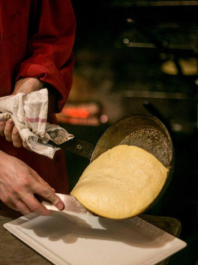 la mere poulard omelet at mont michel