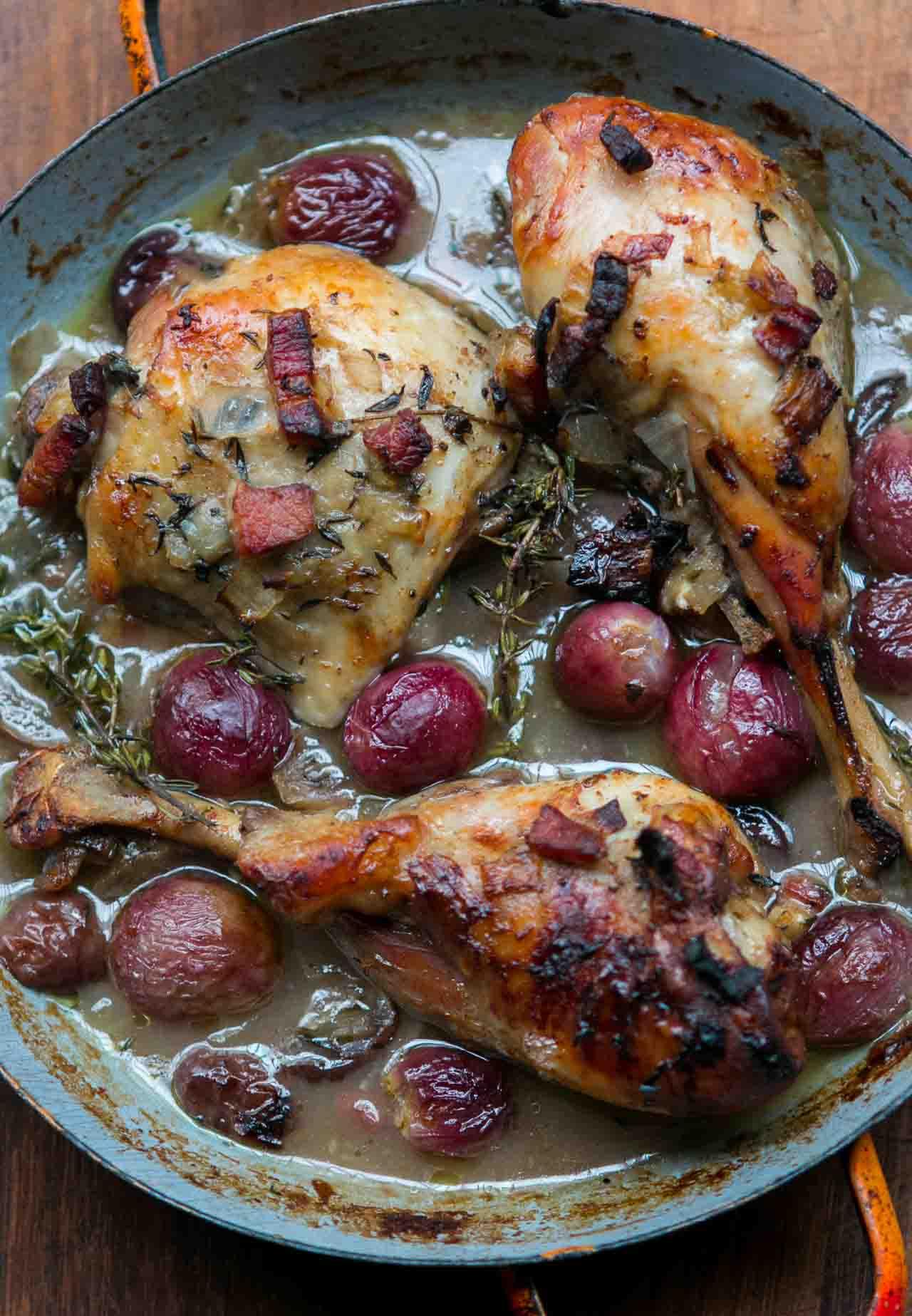 Wine Harvester S Chicken